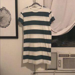 Everlane Cotton Striped Dress